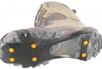 Ice driftet Schuh: Bewertungen, Funktionen und Arten von Fuß