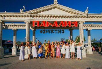 Village intéressant Vityazevo: divertissement pour enfants et adultes