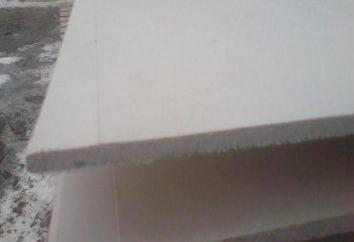 Foglio di vetro-magnesite: applicazioni, svantaggi e vantaggi
