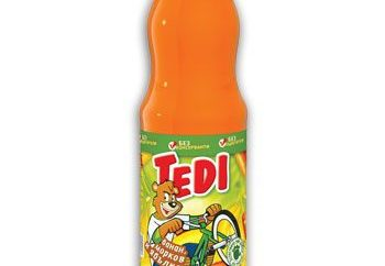 """""""Teddy"""" (succo): composizione e recensioni"""