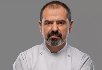 Restaurator Aram Mnatzakanov i kuchnia