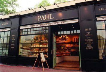 Paul Patisserie w Moskwie: adresy, menu, recenzje