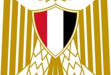 Wappen von Ägypten: Fotos, Beschreibung, Wert