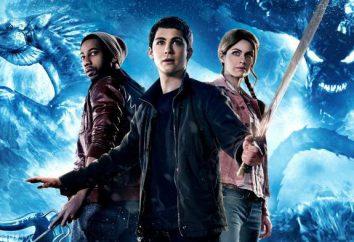 L'histoire et les acteurs, « Percy Jackson et les Sea Monsters »