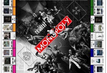 Jeu de société « Monopoly » avec ses propres mains