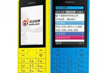 """""""Nokia 220"""": opinie, ceny, zdjęcia i dane techniczne"""