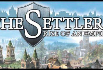 """""""The Settlers: Rise of an Empire"""": descrizione del gioco, Trucchi Codici"""