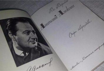 Ele morreu na literatura das crianças clássicas Anatoly Aleksin