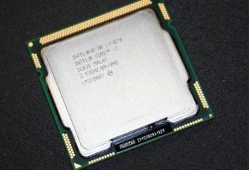 Przegląd procesorem Intel Core i7-870: opis, cechy i recenzje