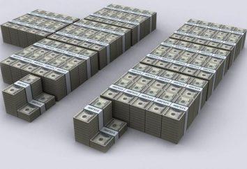 Der Haushalt der Vereinigten Staaten: im Griff der Finanzkrise