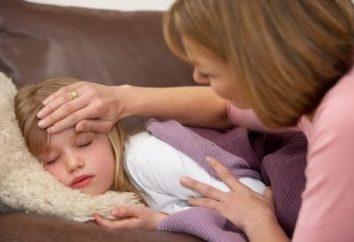 La méningite: les premiers signes chez les enfants de la naissance à l'adolescence