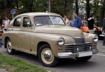 """""""Zwycięstwo GAZ M20"""" – legendarny samochód okresu radzieckiego"""