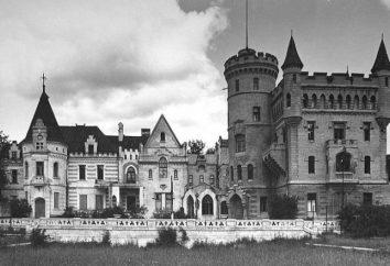 Zamek Khrapovitsky. Muromtsevo, Khrapovitsky zamek. Zabytki Vladimir Region