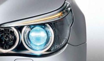 Les phares au xénon: les avantages et l'installation