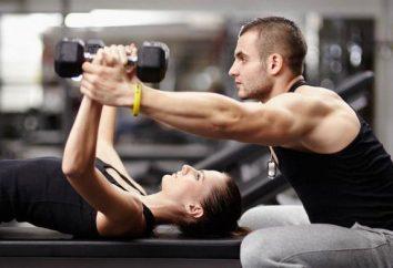 Główne rodzaje treningu na siłowni