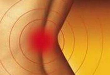 Kość ogonowa boli, kiedy siedzę: przyczyny i sposoby ich obejścia