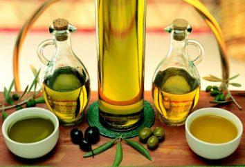 Oliwa z oliwek. Opis produktu