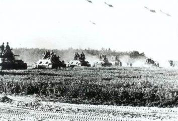 Batalla de Prokhorovka y los tres mitos sobre él