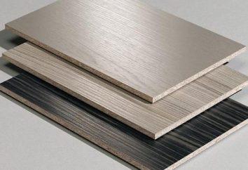 Egger Spanplatten. Eigenschaften des Materials und seine Typen