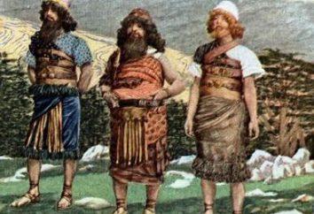 syn Noego Ham: biblijnej historii rodzinnej klątwy
