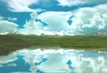 Las montañas del sur de Siberia: la historia y la geografía