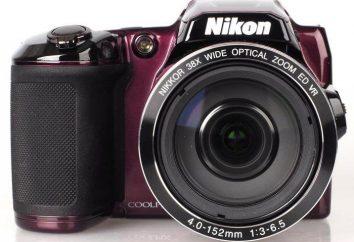 Digitalkamera Nikon L840: Spezifikationen, Kundenbewertungen und Profis