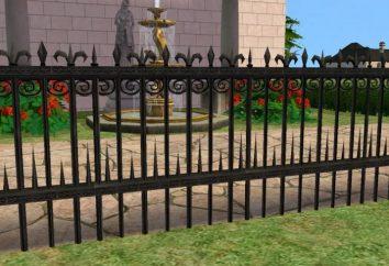 cercas de ferro forjado – proteção confiável e decoração luxuosa de sua casa