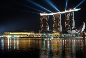 """Gdzie jest Singapur – """"miasto świątyni i lew"""""""