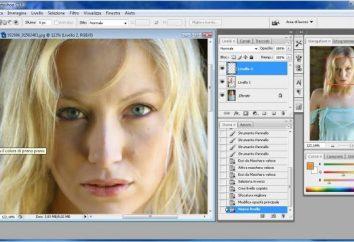 """Jak usunąć połysk z twarzy w """"Photoshop"""": instrukcja dla początkujących"""