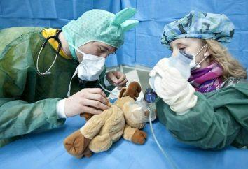 Lekarz Zestaw dla dzieci – zorganizować grę w szpitalu