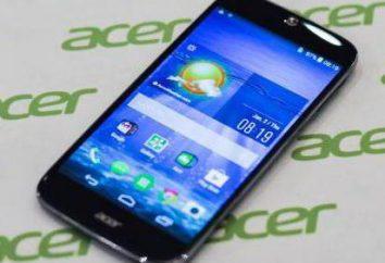 Acer Liquid Jade Z: spécifications, avis, description et critiques