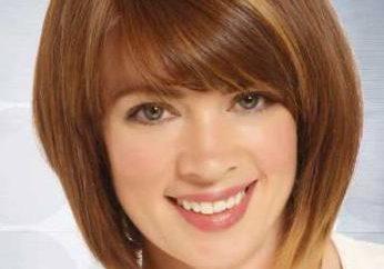 Pour une coupe de cheveux de visage rectangulaire sur différentes longueurs de cheveux: le choix des caractéristiques et des recommandations des professionnels