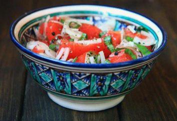 """Wie usbekischer Salat """"Achik-Chuchuk"""" kochen"""