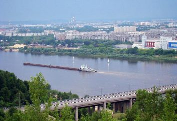 Quando foi a fundação de Nizhny Novgorod? História de Nizhny Novgorod