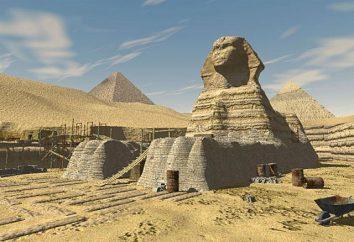 Co jest tajemnicą Sfinksa?