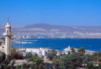 Giordania, Aqaba: descrizione, caratteristiche del relax, spiagge, alberghi e recensioni