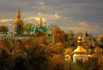 La capitale dell'Ucraina: attrazioni Kiev