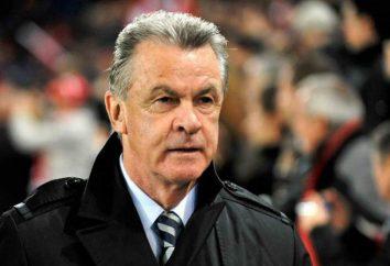 Ottmar Hitzfeld – un buen atleta y el entrenador de renombre mundial