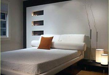 Diseño del dormitorio en el Jruschov: principios básicos