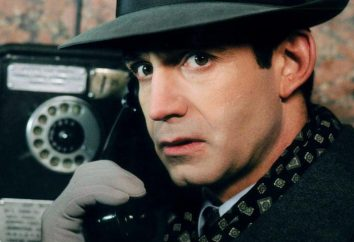 Filmografia Pevtsova: filmy fabularne, seriale telewizyjne. Biografia życiu osobistym aktora