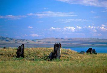 """Chakasja"" rezerwy. Rezerwat naturalny stan ""Khakas"""