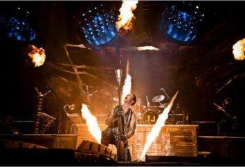 """El grupo """"Rammstein"""" – la historia y el desarrollo. Rammstein hoy"""