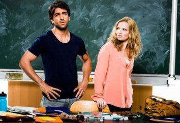 Divers acteurs. « L'enseignant-en-but » – une comédie sur les enseignants remarquables