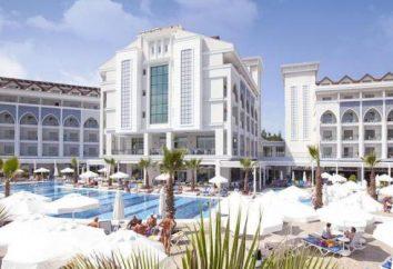 Diamond Elite Hotel & Spa 5 *, Turquía, Side: revisiones, descripciones, especificaciones y comentarios