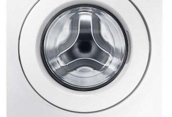 Machine à laver Samsung: erreur. machines à laver codes d'erreur Samsung