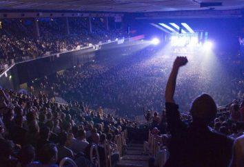 Como organizar concertos na cidade? Como organizar um concerto? Como organizar um concerto de caridade das estrelas?