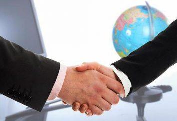 Concetto e tipi di trattati internazionali