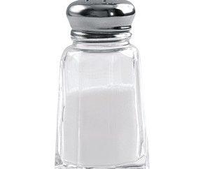 Traçar em sal. Como falar o sal?