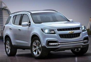 """""""Treylbleyzer Chevrolet"""" – SUV dla prawdziwych mężczyzn"""
