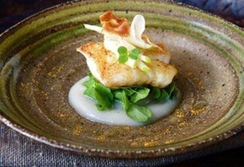 piatti deliziosi e sani di merluzzo